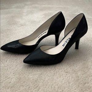 Black Anne Klein Heels - Like New